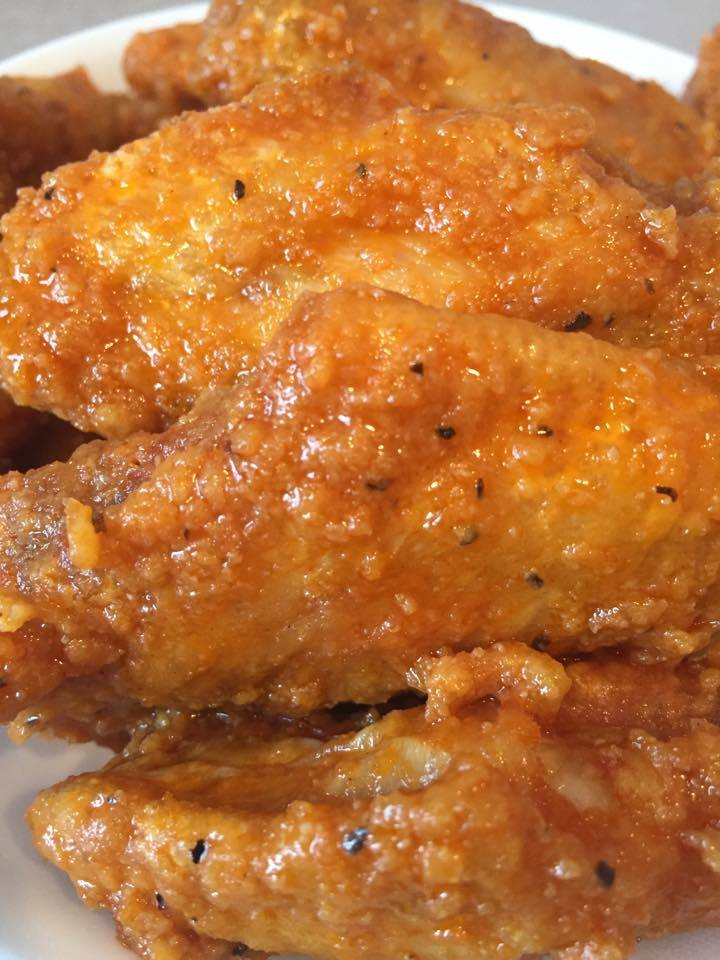 Frank's Red Hot: Wings