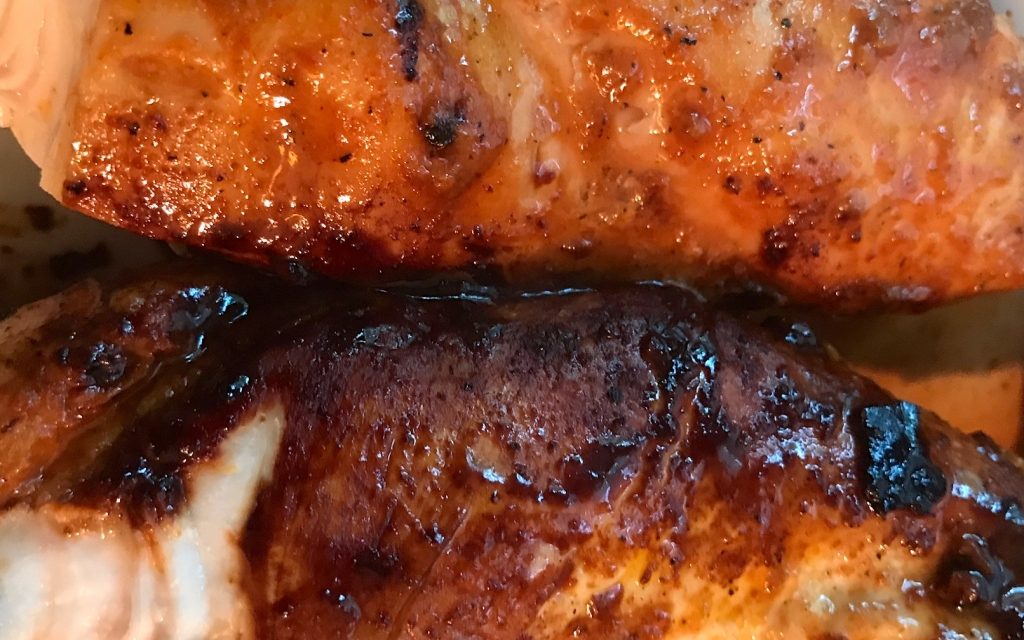 We Rub You: Spicy Grilled Chicken 2