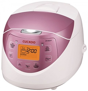 Cuckoo Electric Heating Rice Cooker CR-0631F