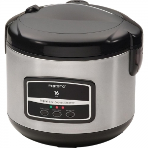 best large rice cooker presto digital stainless steel rice cooker other