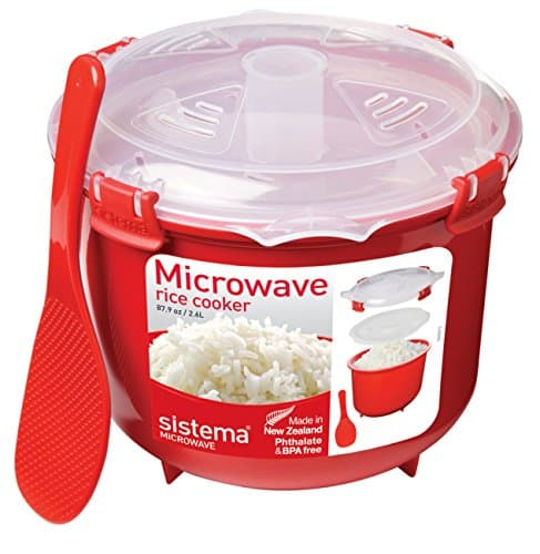 Best Microwave Rice Cooker - Sistema Microwave Collection Rice Cooker