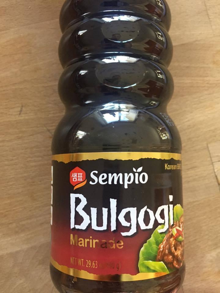 Sempio Bulgogi Marinade Sauce
