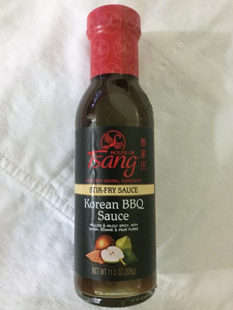 House of Tsang Korean BBQ Sauce - Best Bulgogi Marinade Sauce on Shelves Today