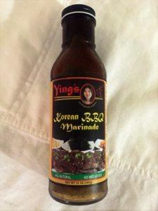 Best Bulgogi Marinade Sauce - Ying's Korean BBQ Marinade - Best Bulgogi Marinade Sauce on Shelves Today