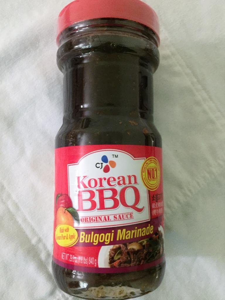 CJ Korean BBQ Bulgogi Marinade - Best Bulgogi Marinade Sauce on Shelves Today