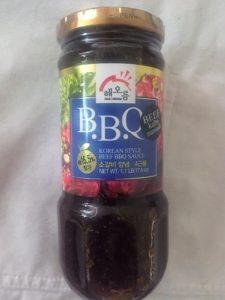 Best Kalbi Marinade - Haioreum korean bbq style kalbi marinade bottle