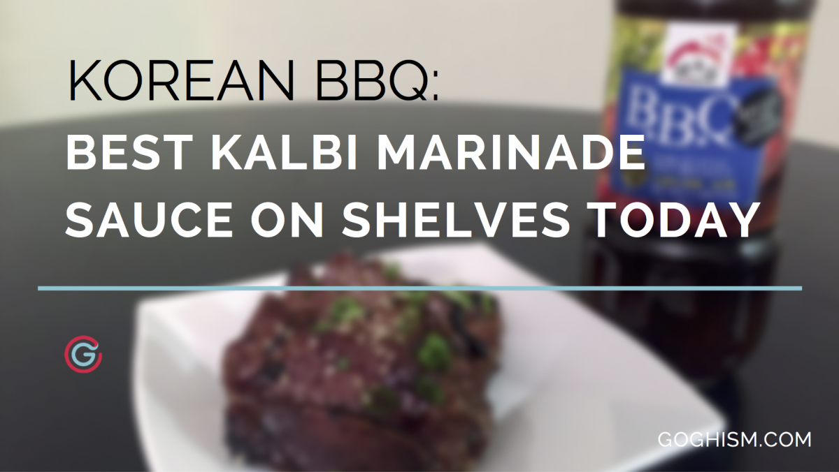 Best Kalbi Marinade Sauce In Stores 2020 Korean Bbq Essentials Goghism