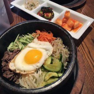dolsot bibimbop cafe korea indiana
