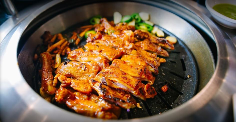 Breakers Korean BBQ & Grill Chicken