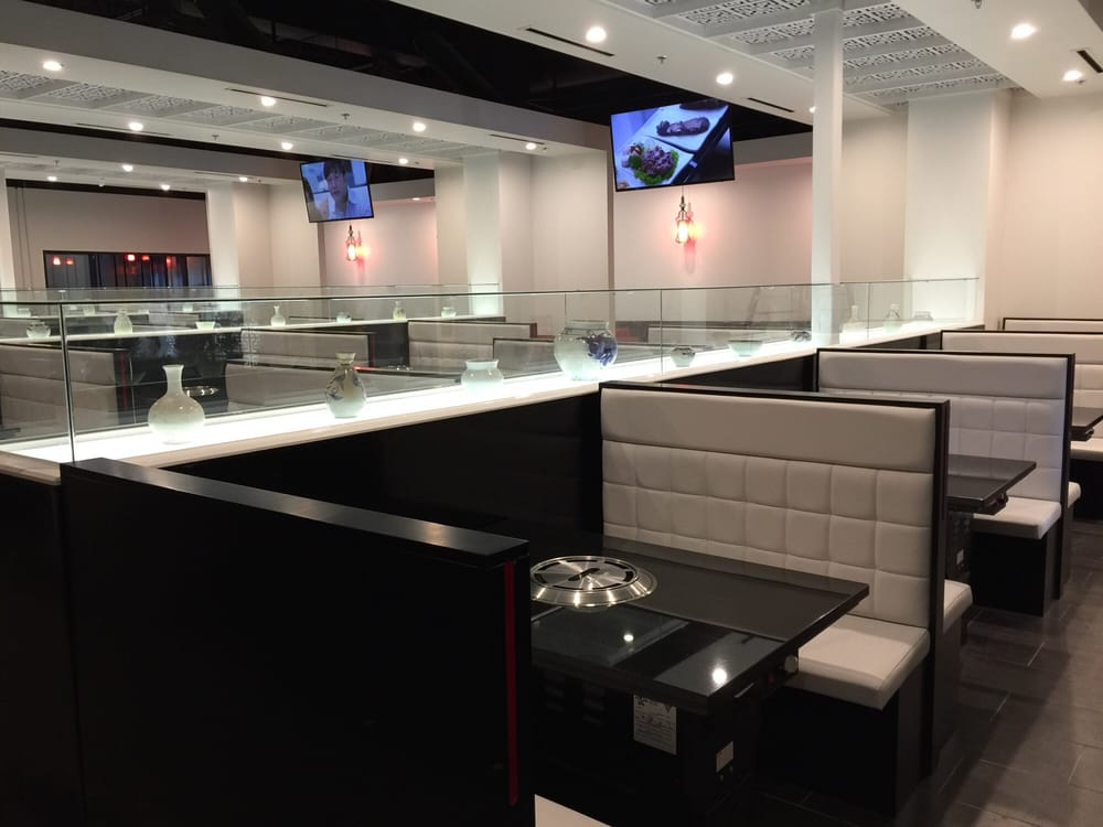 Breakers Korean BBQ & Grill Layout