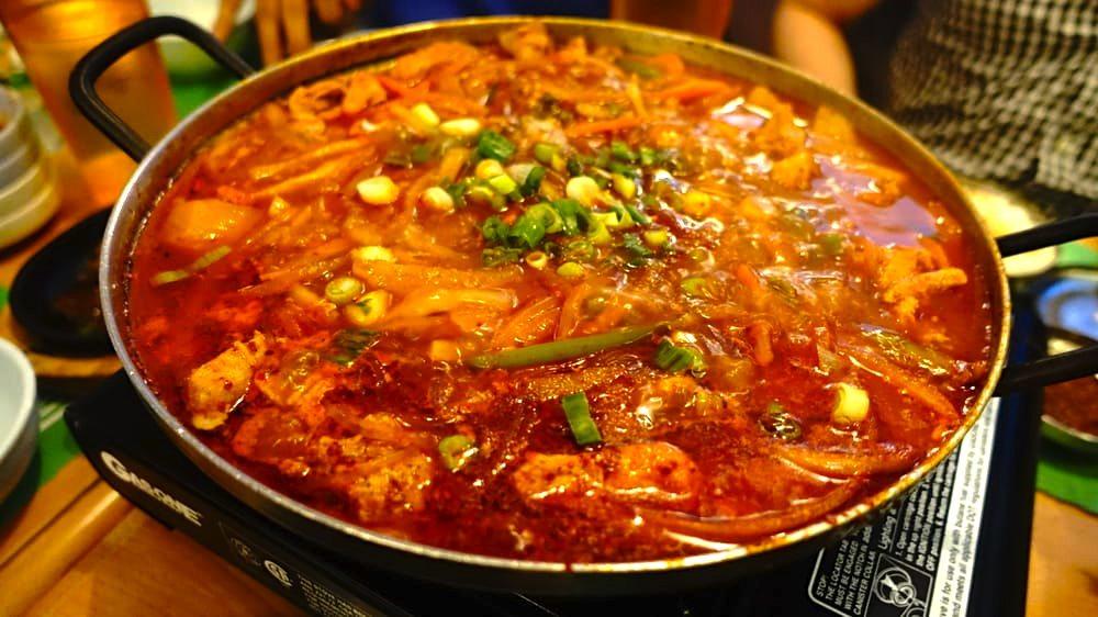 Budaejjigae Seoul Korean Restaurant Wisconsin