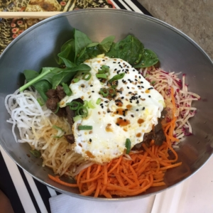 bibimbap seoul food maryland