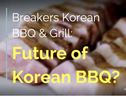 Breakers Korean BBQ & Grill: Future of Korean BBQ?