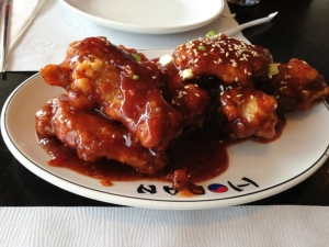 spicy chicken wings hoban minnesota