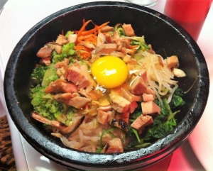 Dolsot Bibimbap Happy Bibimbap House Salem Oregon