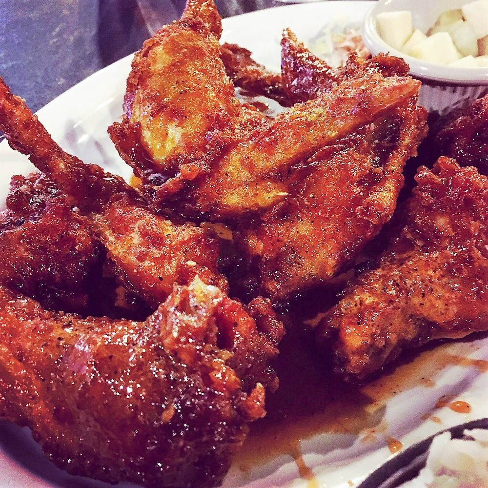 Soo Cafe SOGA Chicken Wings Raleigh North Carolina