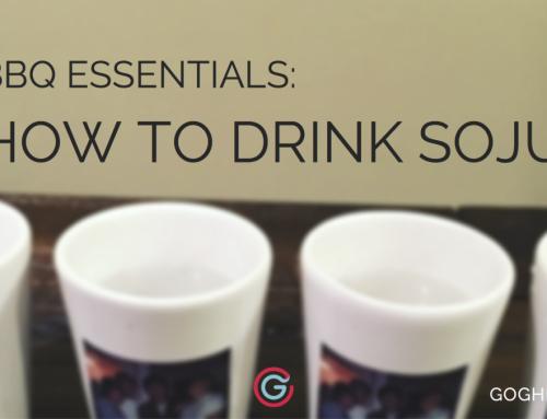 Korean BBQ Essentials: How to Drink Soju