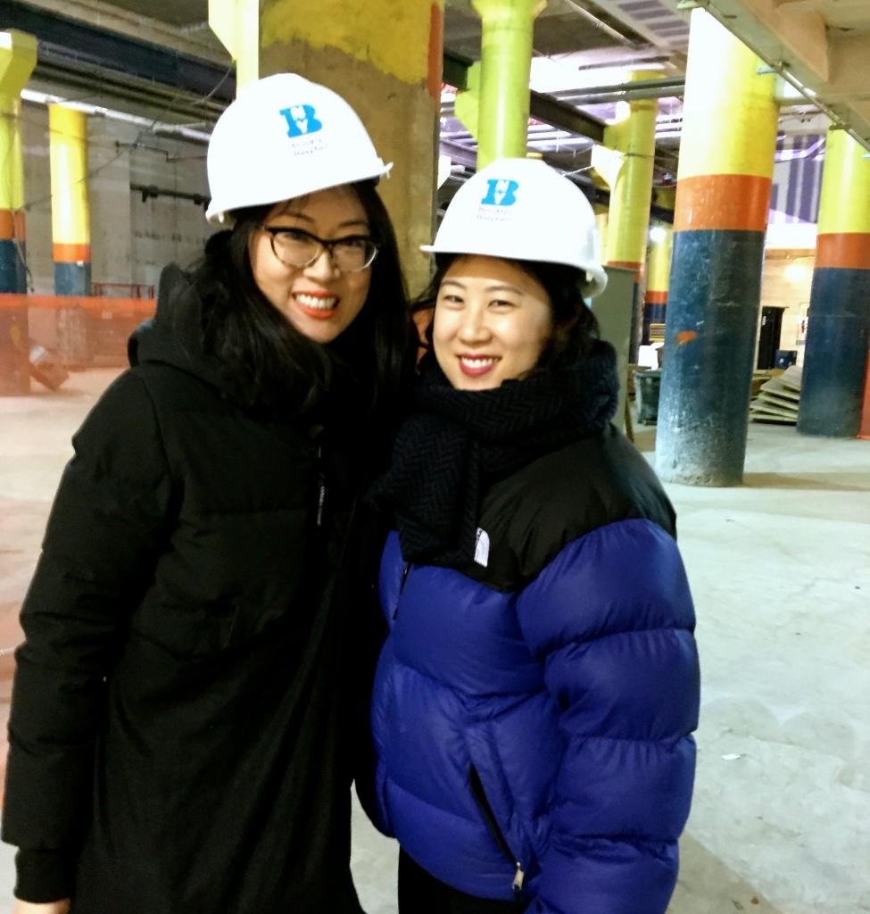 We Rub You Brooklyn Navy Yard Construction Site