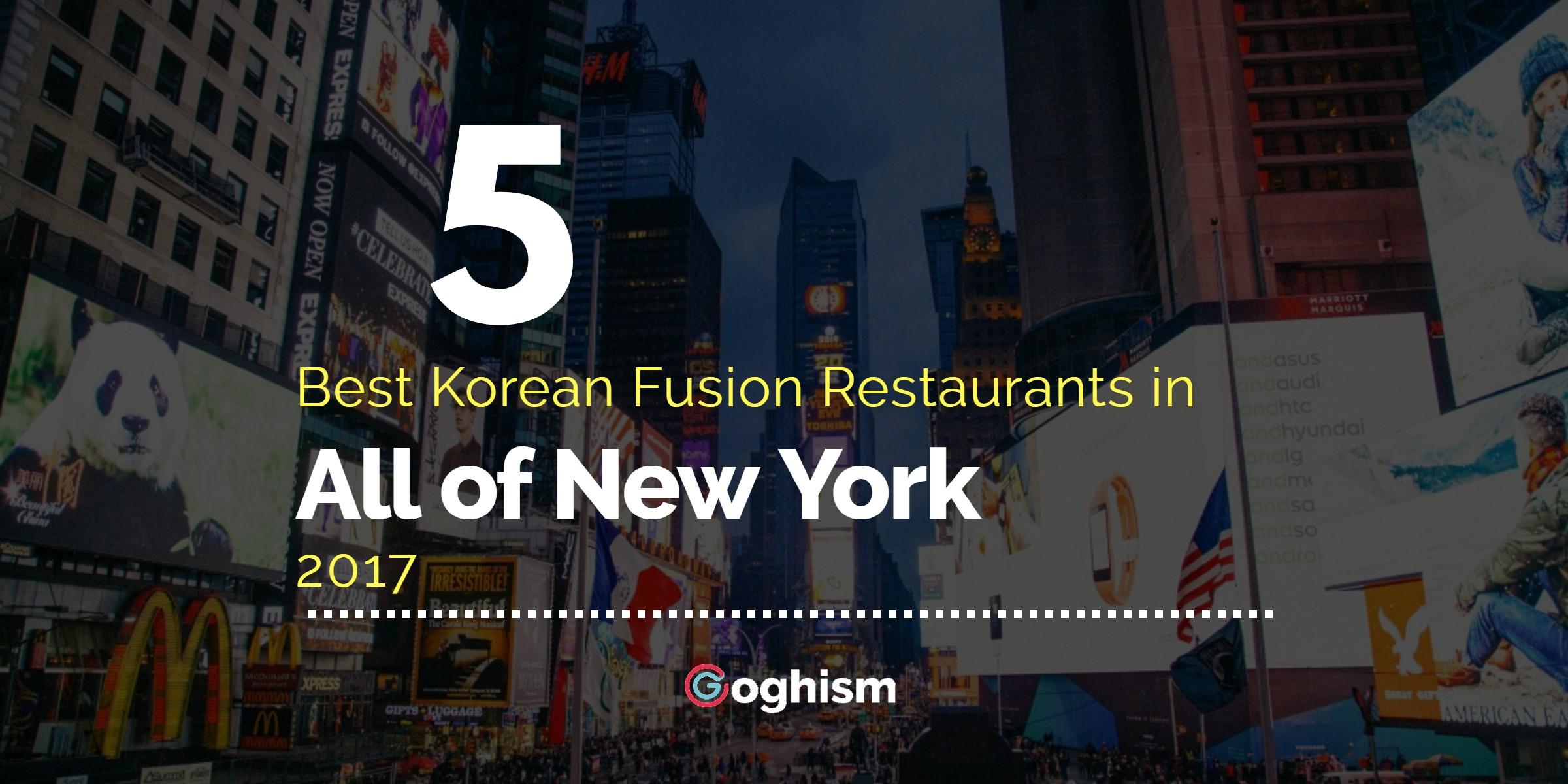 Korean dating in new york