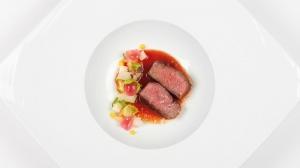 jungsik wagyu steak best korean fusion restaurant new york