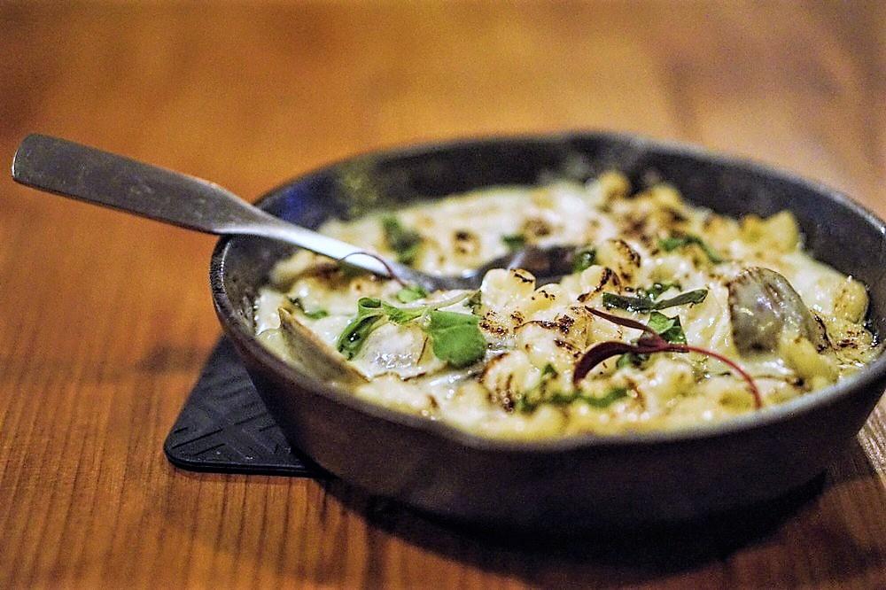 kimchi paella thursday kitchen ny