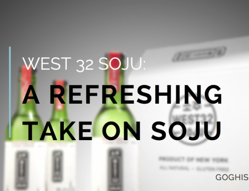West 32 Soju: A Refreshing Take On Soju