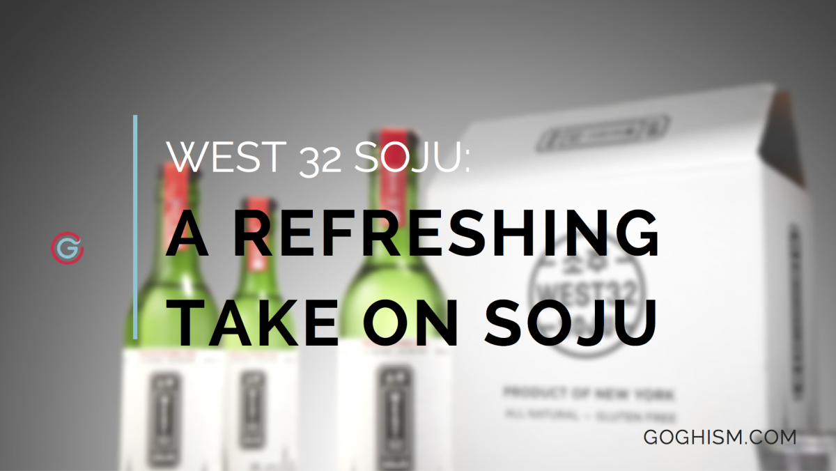 West 32 Soju: A Refreshing Take On Soju