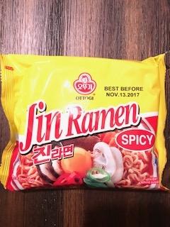 best spicy korean instant ramen other competition jin ramen