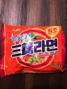 best korean instant spicy ramen other competition samyang ramen