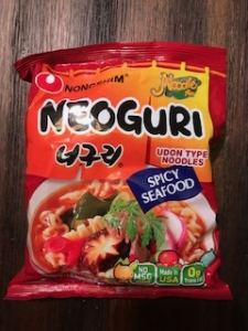 best korean instant spicy ramen other competitor neugori