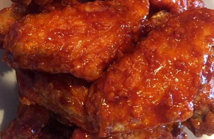 We Rub You: Gochujang Wings