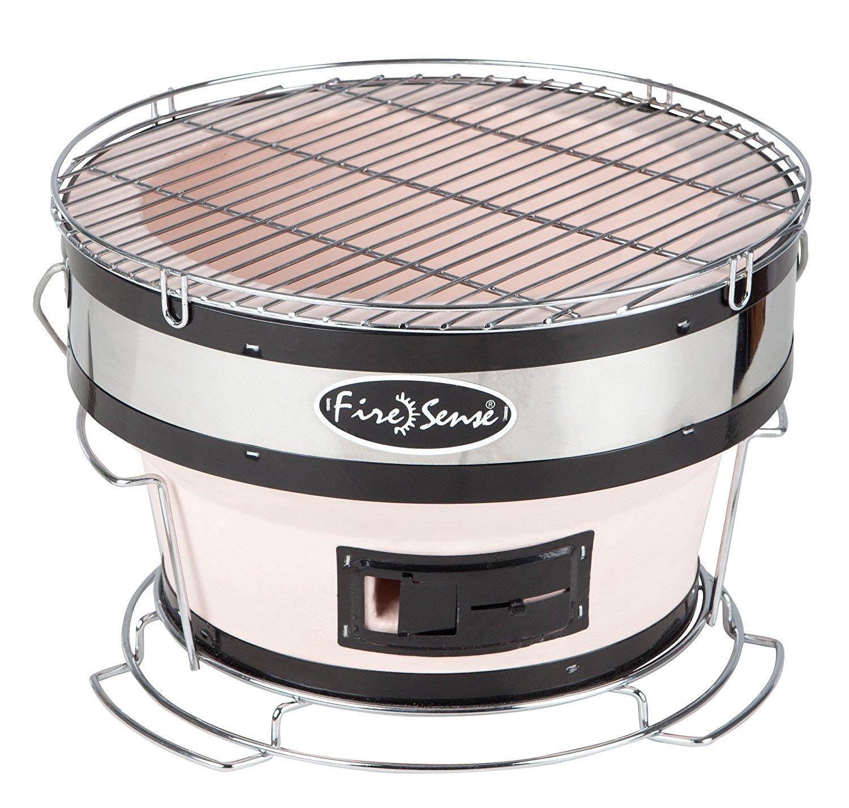 best korean bbq grill competition Fire Sense - Yakatori Charcoal Grill