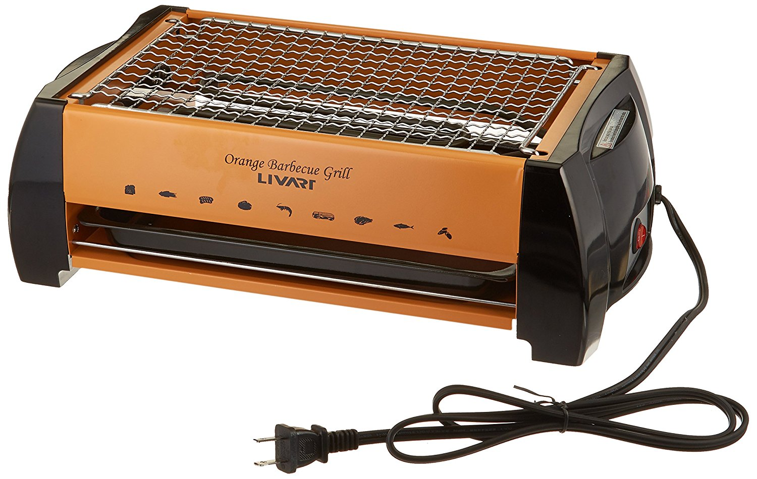 best korean bbq grill competition Livart LV-982 Electric Barbecue Grill
