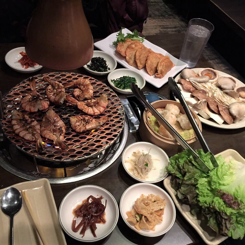 don bogams bbq wine bar new york city best korean bbq restaurants