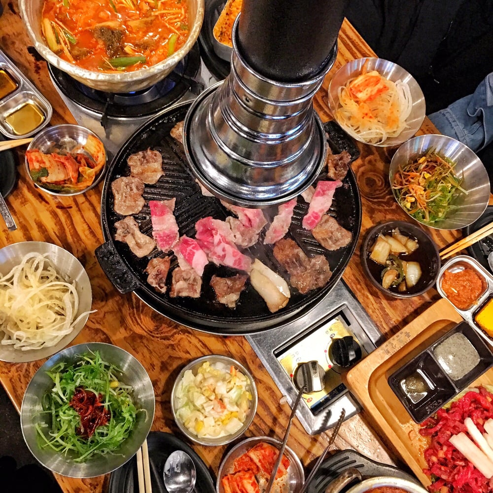 jongro bbq best korean bbq restaurant in new york city