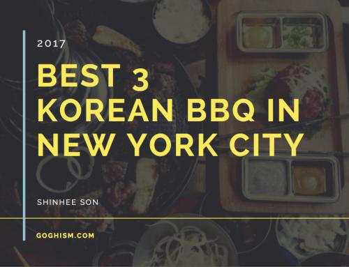 Best Korean Bbq Restaurants In Nyc