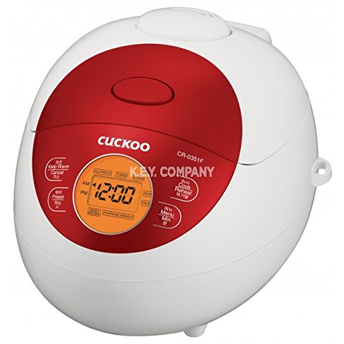 Cuckoo CR-0351FR Electric Heating Rice Cooker - Small Rice Cooker