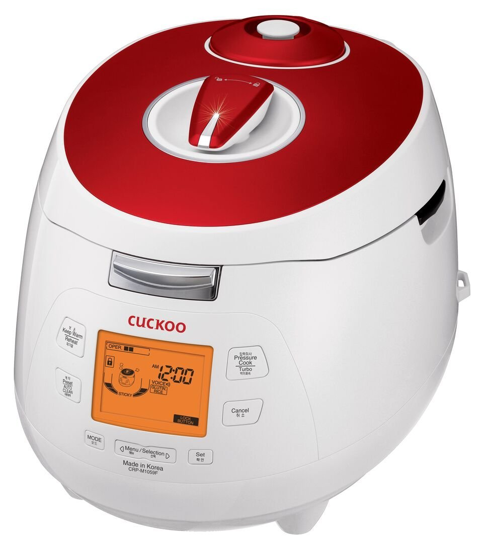 Cuckoo Electric Heating Pressure Rice Cooker - Small Rice Cooker