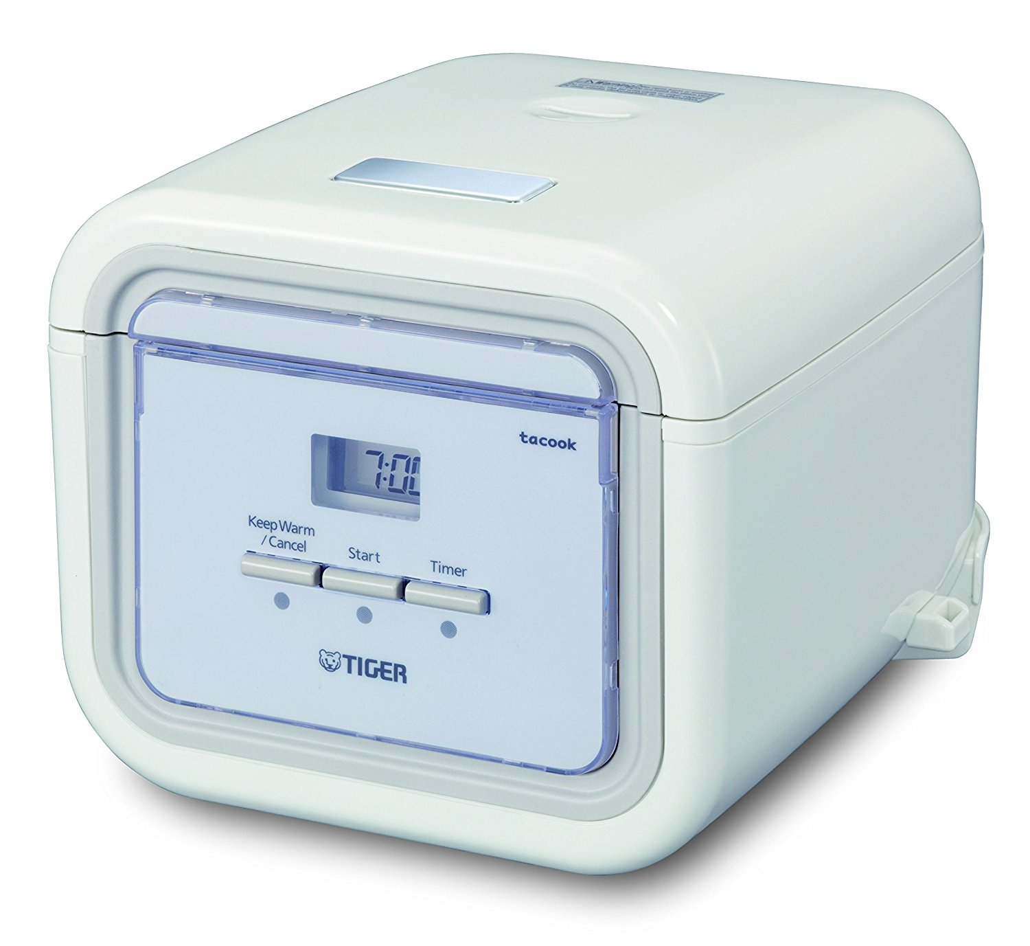 Tiger Corporation JAJ-A55U WS Rice Cooker - Small Rice Cooker
