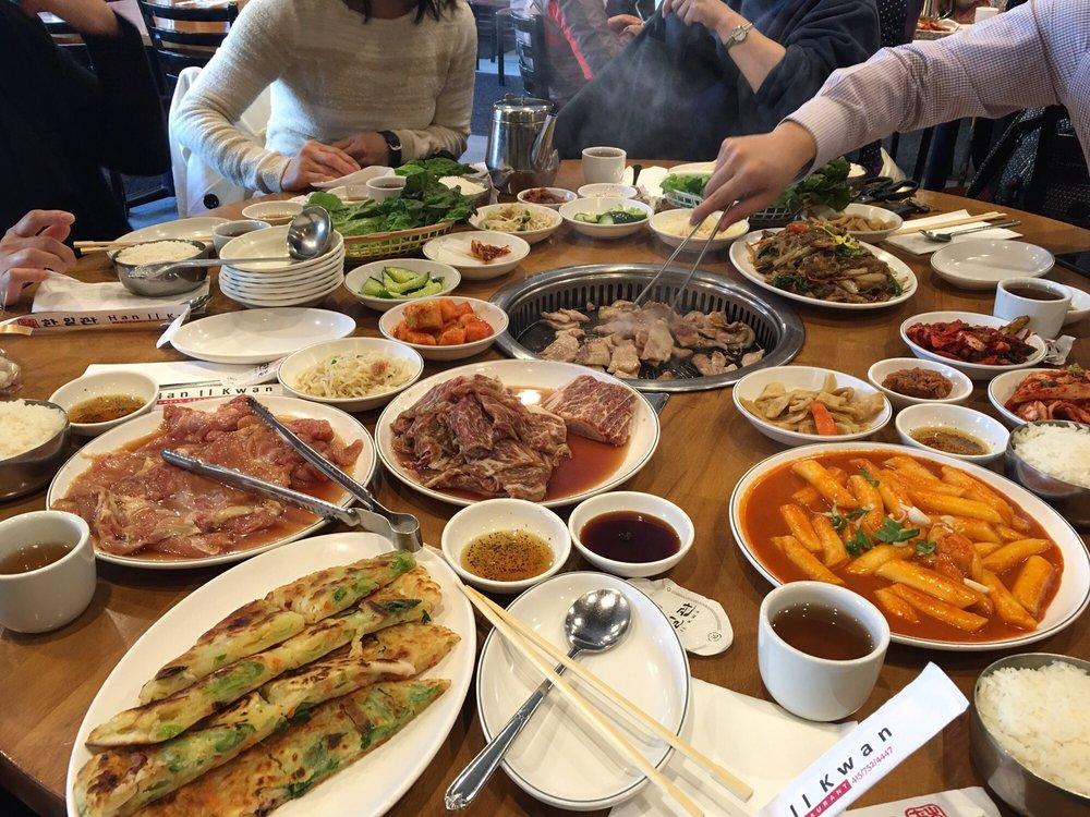 han il kwan best korean bbq in san francisco
