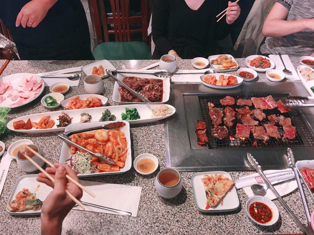 jang soo bbq best korean bbq in san francisco