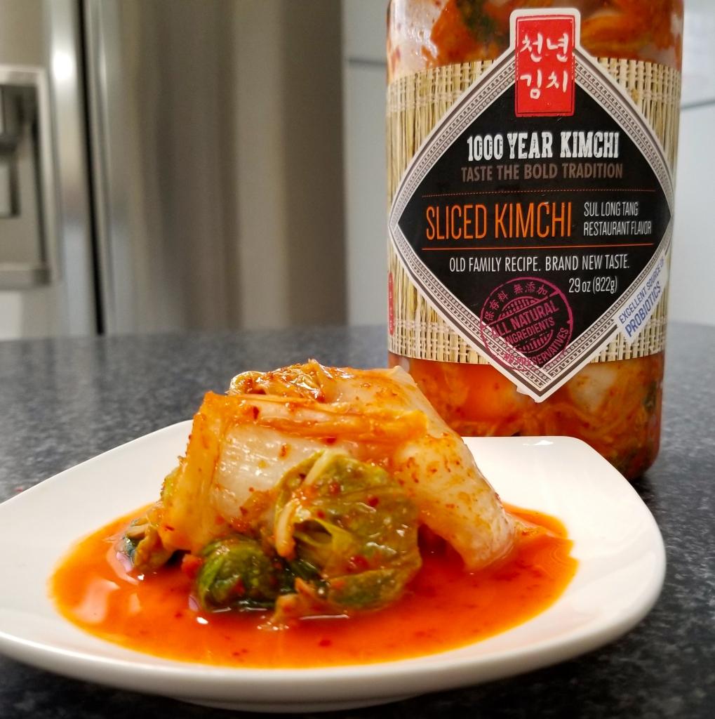 Best Kimchi - 1000 Year Kimchi