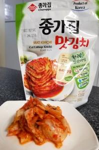 Best Kimchi brand - Chongga Kimchi