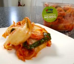 Best Kimchi brand - Tobagi Kimchi
