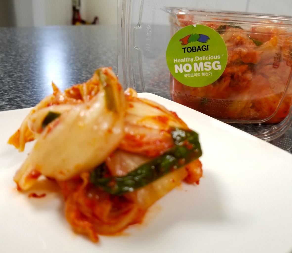 Best Kimchi - Tobagi Kimchi