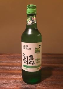 Best Flavored Korean Soju flavors brand - Chum Churum