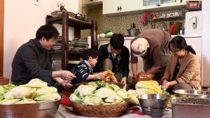 Sharing Kimchi