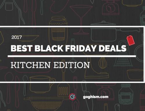 Best Black Friday Deals 2017 – Kitchen Edition