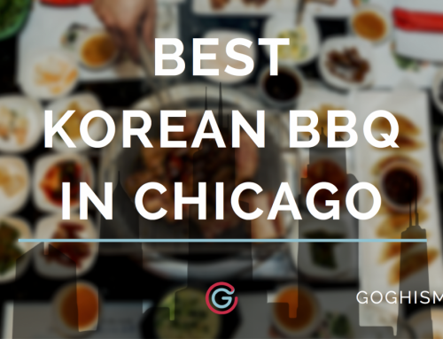 Best Korean BBQ in Chicago 2017