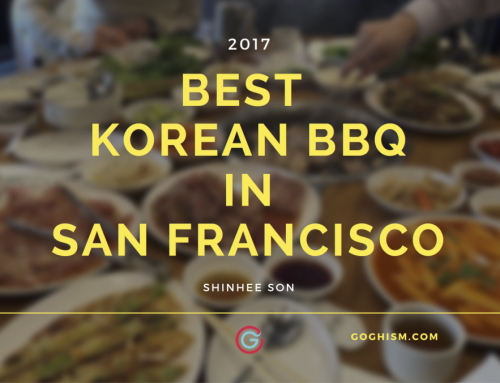 Best Korean BBQ in San Francisco 2017